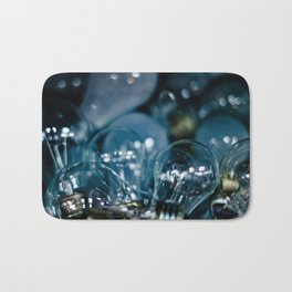 Magically Incandescent Bath Mat