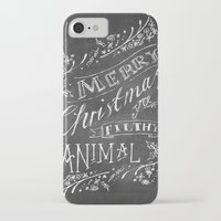 home alone iPhone & iPod Cases featuring Home Alone Christmas card by sootielimetree
