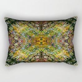 Blueprint of the Universe Rectangular Pillow