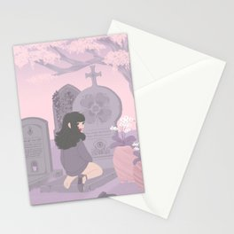 a heart for a heart Stationery Cards