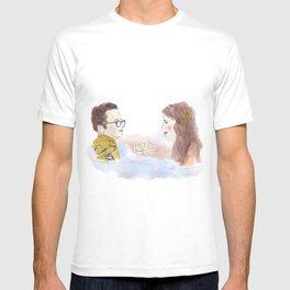 Sam and Suzy, Moonrise Kingdom T-shirt