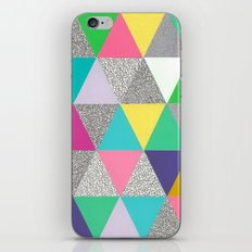 triangle party iPhone & iPod Skin