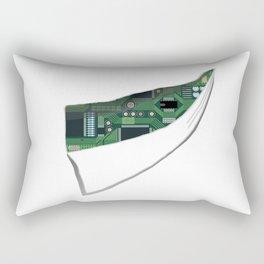 Release your Inner Geek Rectangular Pillow