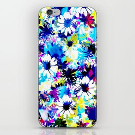 Floral 2 iPhone Skin