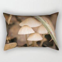 Little mushooms #5 Rectangular Pillow