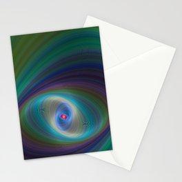 Elliptical Eye Stationery Cards