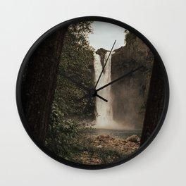Through it Wall Clock