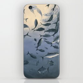School of Fish 2 iPhone Skin