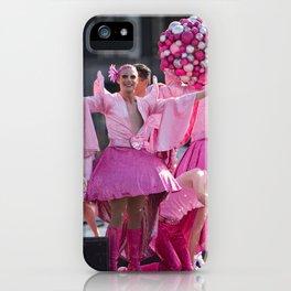 Pride Parade iPhone Case