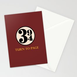 Turn to Page 394 Stationery Cards