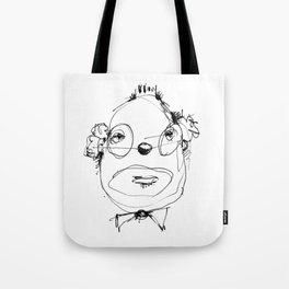 Clowns in Crowns #2 Tote Bag