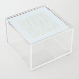 Yellow Dots Acrylic Box