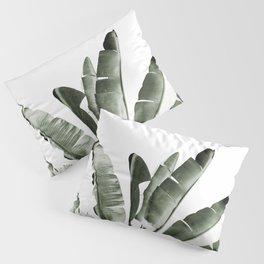 Traveler palm Pillow Sham