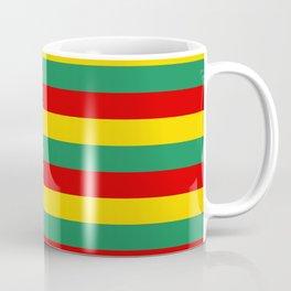cameroon flag stripes Coffee Mug