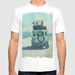 ALPACA WANDERLUST II SUMMER EDITION T-shirt