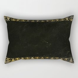 GREEN BOOK COVER Rectangular Pillow