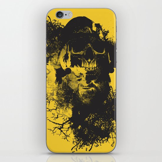 Abstract Thinking iPhone & iPod Skin