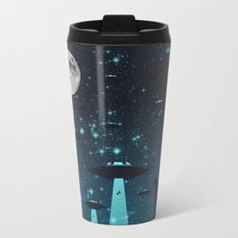 Contact Metal Travel Mug