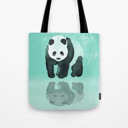 Panda meets Panda Tote Bag