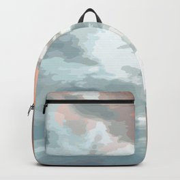 Fading Fire Backpack