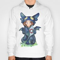 toothless Hoodies featuring toothless by noCek