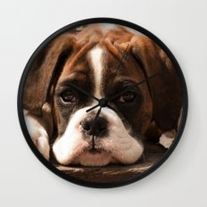 Alfie II Wall Clock