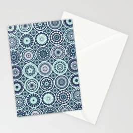 Moroccan Floral Stationery Cards