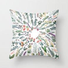 My best Garden Throw Pillow