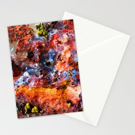 Color Ooze Stationery Cards