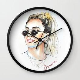 Perfect illusion Wall Clock