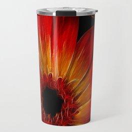 Starfire Gerbera Travel Mug