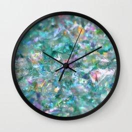 Mermaidia Wall Clock