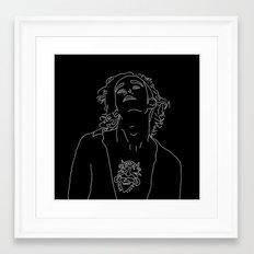 MATTY HEALY Framed Art Print