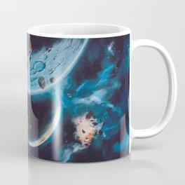 Milking The Stars - Monster Magnet Inside cover panorama Coffee Mug