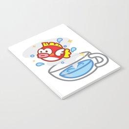 Cheep Cheep Tea Notebook