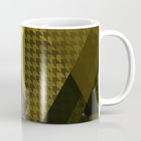 triangle Mugs featuring Triangle** by Mr and Mrs Quirynen