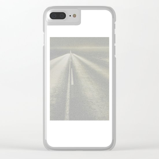 On The Road (The Complete Book) Clear iPhone Case