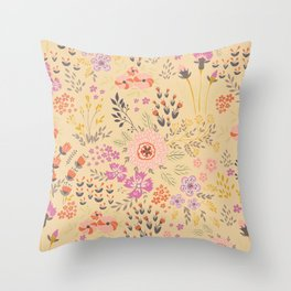Savoir Faire Throw Pillow