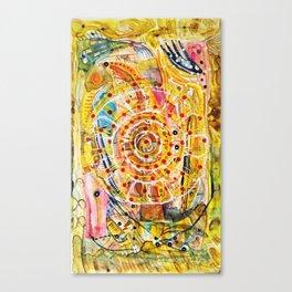 Zona Pelucida Canvas Print
