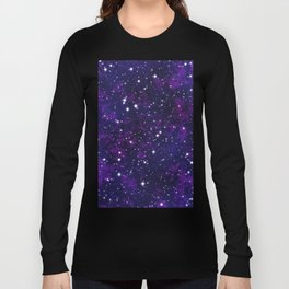 winter galactic Long Sleeve T-shirt