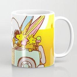 Snoopy Sunrise Coffee Mug