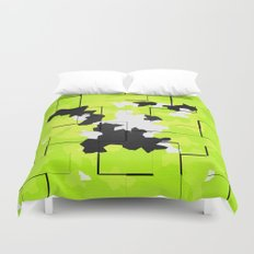NATURE ISLAND TEXTURE Duvet Cover