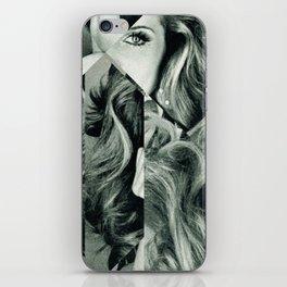 Frau Dreiecke 4 iPhone Skin