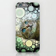 cat dreamy iPhone 6s Slim Case