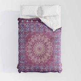 Old Bookshop Magic Mandala Comforters
