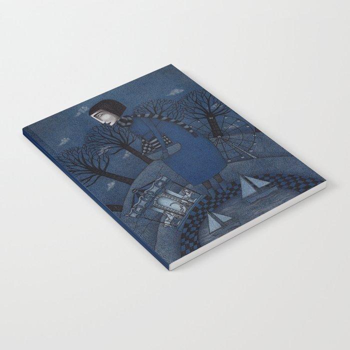December Park (1) Notebook