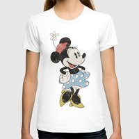 minnie mouse T-shirts featuring Minnie Mouse by Adel