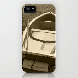 Paddling Out Ibiza Tint iPhone Case