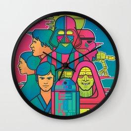 Starwars Wall Clock
