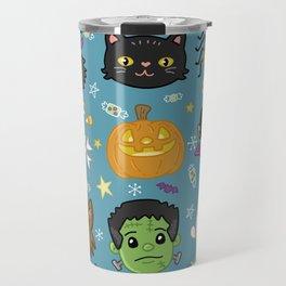 Spooky Doodles Travel Mug